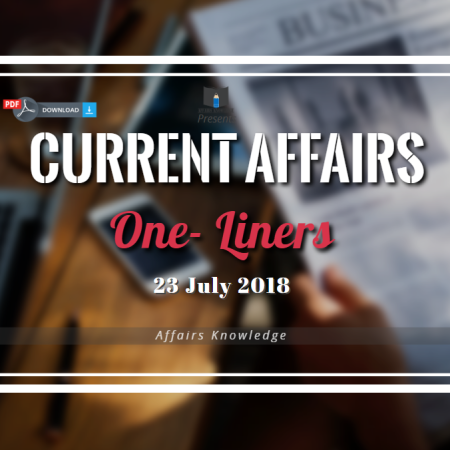 CUrrent Affiars Objective Question – Affairs Knowledge